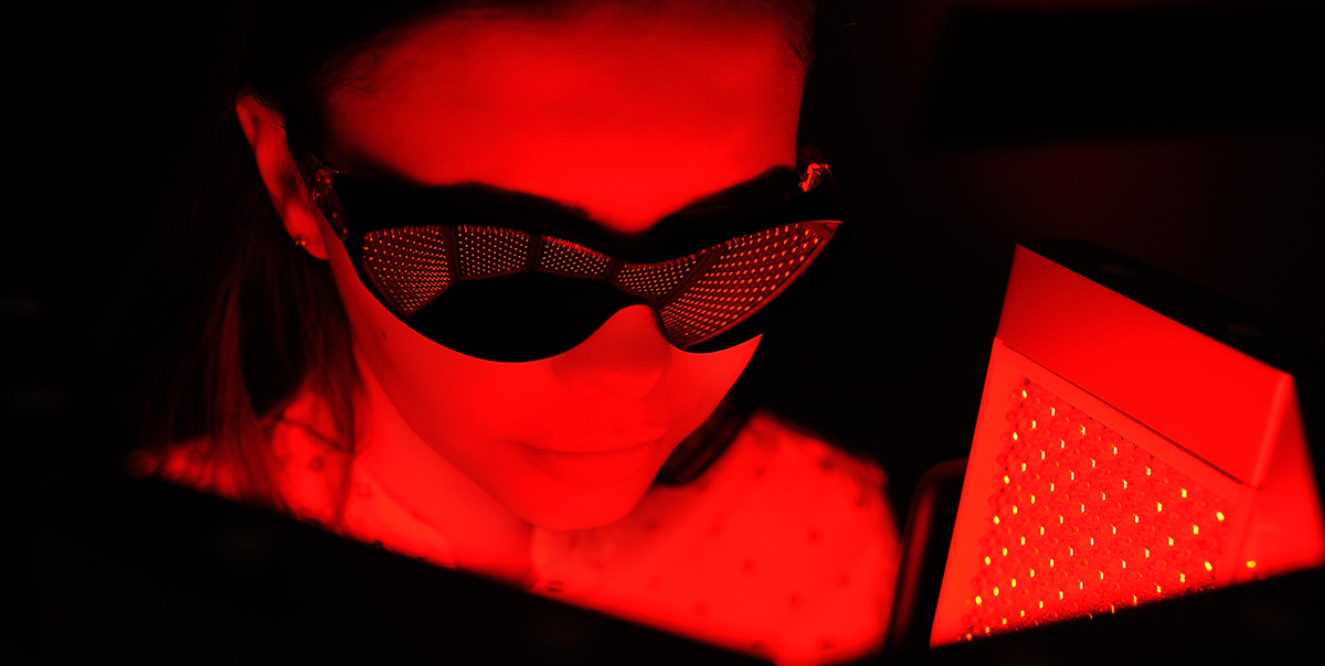 LED Light Therapy Perth Photo